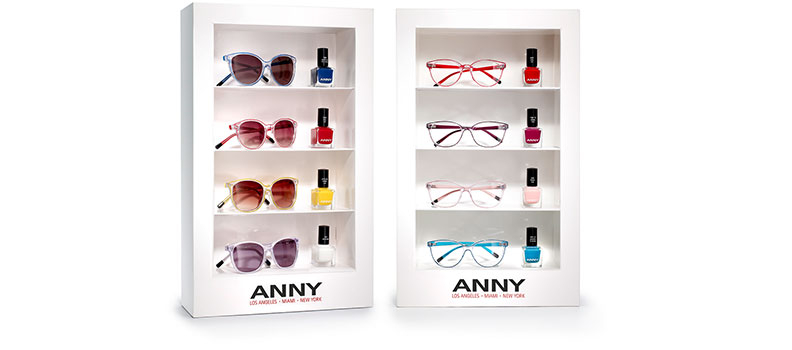 ANNY Eyewear Collection